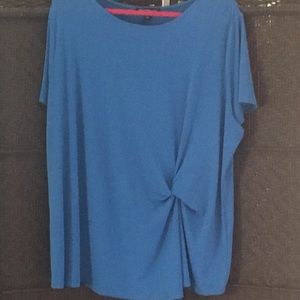 INC international concepts 3x comfy blouse